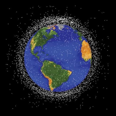 earth junk